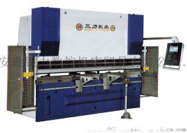 WE67K-160T/3200数控电液同步折弯机