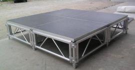 高档优质铝合金舞台 室内外拼装舞台 活动演出舞台 可升降