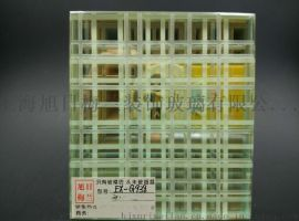 渐变夹胶玻璃 特殊夹丝玻璃 金属丝夹胶玻璃