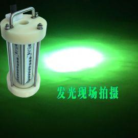 深圳厂家直销LED诱鱼灯高亮集鱼灯600W绿光钓鱼灯