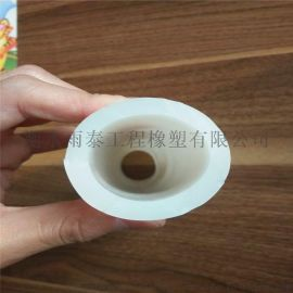供应优质 耐热耐寒红白 圆形阻燃硅胶管