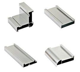 太阳能支架挤压铝型材
