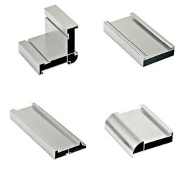 太陽能支架擠壓鋁型材