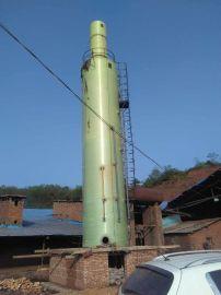 江西玻璃钢脱硫塔,砖厂玻璃钢脱硫塔