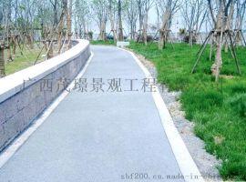 江苏南京无砂透水混凝土材料造价