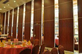 广州锐旗隔断厂家供应广西桂林酒店宴会厅折叠门