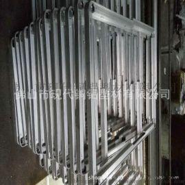 厂家供应 LED广告牌铝合金型材边框 拉弯焊接铝合金
