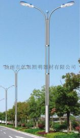 弘旭照明4.5米户外道路照明路灯公路厂区led路灯厂家直销