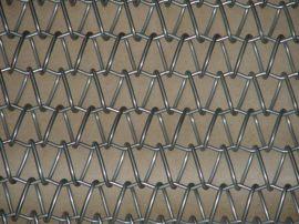 不锈钢螺旋网带,不锈钢螺旋输送网带,不锈钢输送带