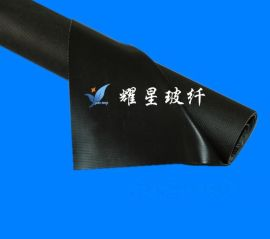 压延硅胶布 硅玻钛合金布 工程防火用硅钛合金布