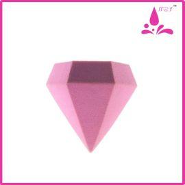 新款鑽石粉撲 鑽石之淚乳膠粉撲 化妝海綿粉撲 海綿蛋 工廠定制
