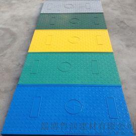 岳峰牌复合树脂电缆沟盖板地沟盖板规格800*500*40mm
