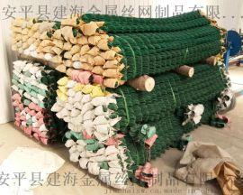 养殖围栏网、镀锌勾花网、浸塑勾花网