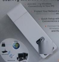 USB无线网卡54M(DS-WL53G+)
