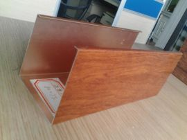 供应德普龙木纹铝方通销量领先全国装饰建材市场