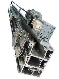 供应广东坚锋JF-3C三重叠自动门、三套叠自动门、联动自动门机组销售、安装、维修