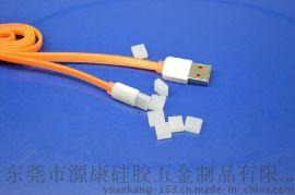 生產micro5P公端防塵蓋/micro 5P硅膠防塵套/usb防塵套