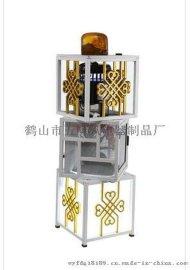 SQ-A04-01 三層式花架燈 鋁合金雕花裝飾燈 多功能滅蚊燈