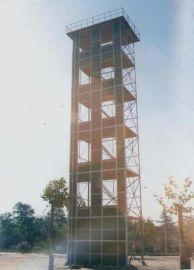 6层消防训练塔