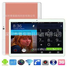 WiFi无线上网安卓能打电话電腦 平板电脑10寸 3g手机版 tablet pc