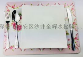 工厂直销 软木 中纤板 隔热 陶瓷 配套 EVA MDF 软磁 杯垫餐垫 工厂定制logo 专业出口北美欧美