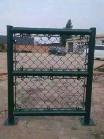 双层球场围网,三横梁羽毛球场围网,高尺寸球场围栏网