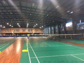 室内硬木实木指接体育地板健身房比赛场馆专用18*60*1800mm乒乓球排球运动地板
