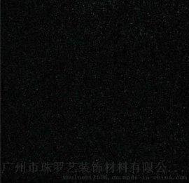 长期供应2CM、3CM厚中国黑、山西黑、蒙古黑黑色石材,光面、拉丝面、荔枝面