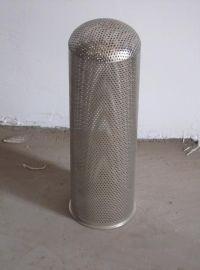 专业定制不锈钢冲孔网筒