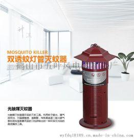 SQ-A02-02 (红) 立柱式六角灭蚊器 灭蚊器厂家直销家用灭蚊灯驱蚊器光触媒孕婴静音灭蚊机捕蚊器