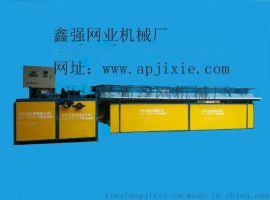 鑫强XQ-10012绿色铁丝网生产机械