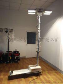 上海河圣大功率车载升降照明系统