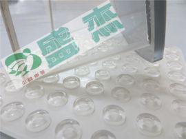 透明膠貼,自粘透明膠貼,透明防滑膠貼