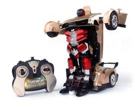 汕頭市美致遙控變形玩具,毒藥蘭博基尼變形車,遙控變形車