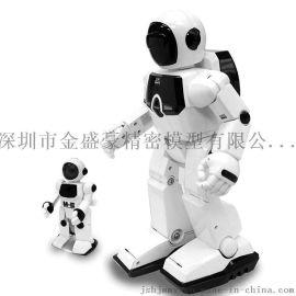 3D打印塑胶手板 机器人模型 3D打印快速成型外观简洁