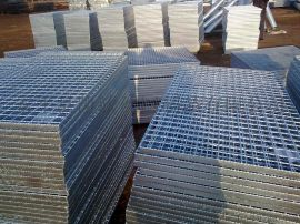 钻井平台专用钢格板#河南钻井平台专用钢格板