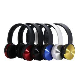 工厂直供LC-9200 bluetooth头戴式立体声蓝牙耳机 有线无线折叠耳机