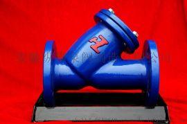 德标Y型过滤器  GL41H  安徽纵横泵阀