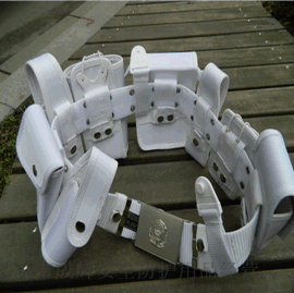 單警裝備八件套  蚌埠市成輝警察多功能腰帶