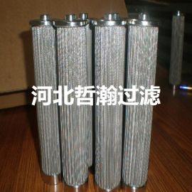哲瀚厂家现货  优质不锈钢折叠滤芯 精密 液压泵滤芯100%质量保证