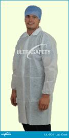 兴昊 UL-503 一次性无纺布实验服、工作服