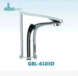 感应龙头制造商直销洁博利即热式感应水龙头GBL-6103D