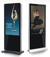 深圳49 inch HD Floor Standing touch screen vending machine lcd advertising dis