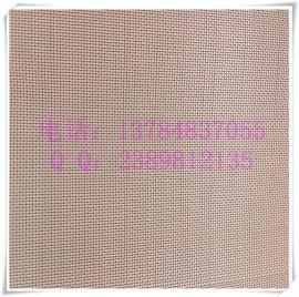 80目紫铜过滤网 电磁屏蔽网 深圳电极导电铜网