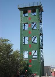 国标消防训练塔