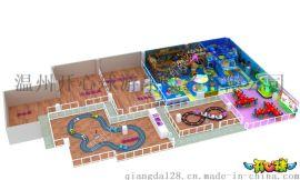 廠家直銷淘氣堡 TA-0003室內遊樂園