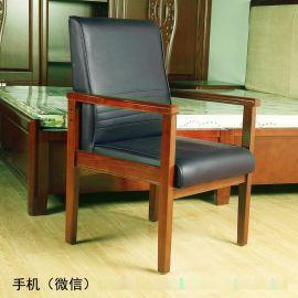 滦南翔宇fushouyi中型实木办公扶手椅