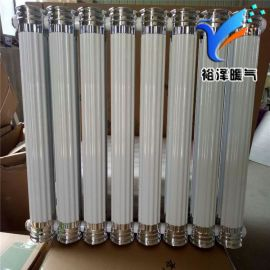 廠家直供羅馬柱暖氣片散熱器外觀簡單大氣可加工訂制
