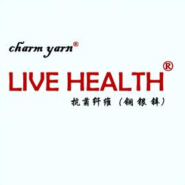 LIVEHEALTH、DTY75D、抗菌纤维、抗菌丝(银系、铜系、锌系)