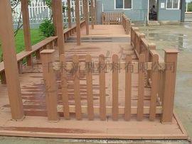 千末新型 QM-msls-0011木塑栅栏方木